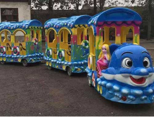 Ocean Theme Train Rides for Sale