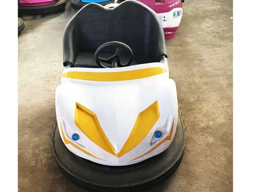 2-Seat Adult Bumper Cars for Sale