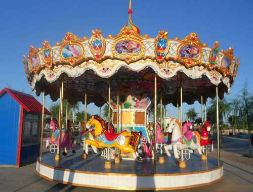 High Quality Indoor Carousel for Sale