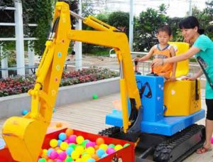 Children Excavator Rides for Sale