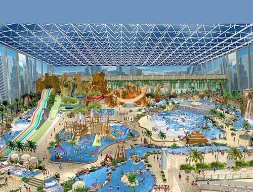 Water Park Design Plan